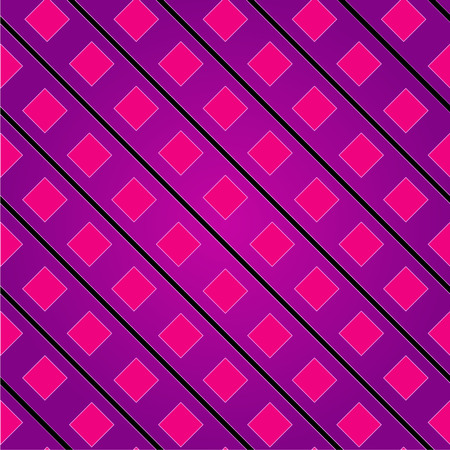 argentum: Background with pink squares Illustration