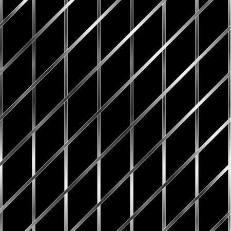 Zilver metallic rooster achtergrond