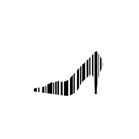 Barcode schoen