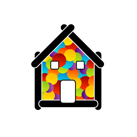 Real estate house   Stock Vector - 24212551