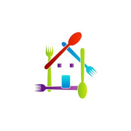 restaurateur: Logo pour un restaurant