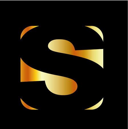 Golden S logo