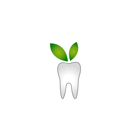 Logo for dentist- Teeth whitening