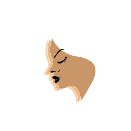 Tanning logo Vector