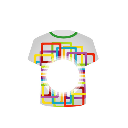 tees graphic tees t shirt printing: T Shirt Template with colorful block artwork