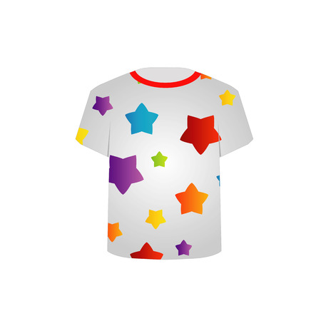 tees graphic tees t shirt printing: Stars t-shirt