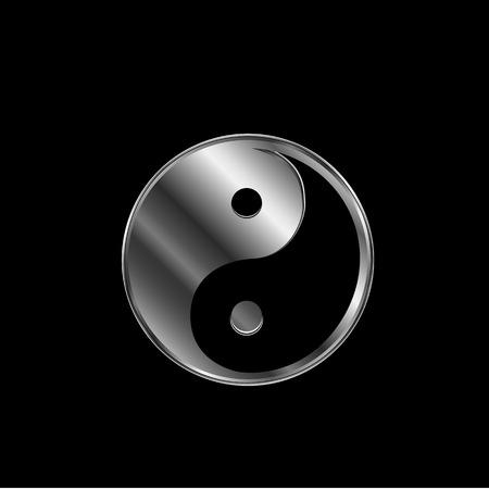 taoism: Ying and yang symbol