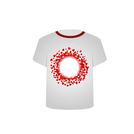 tees graphic tees t shirt printing: Printable tshirt graphic- Valentine hearts