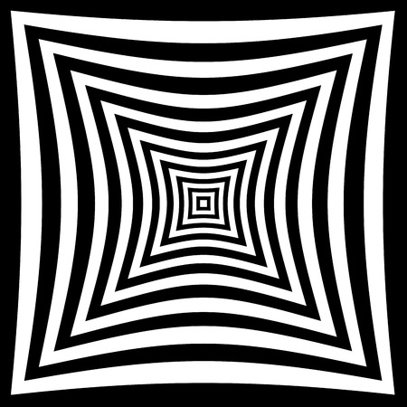 hypnotherapy: Optical illusion for hypnotherapy Illustration