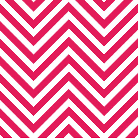 Optical illusion with zig zag lines  Vector