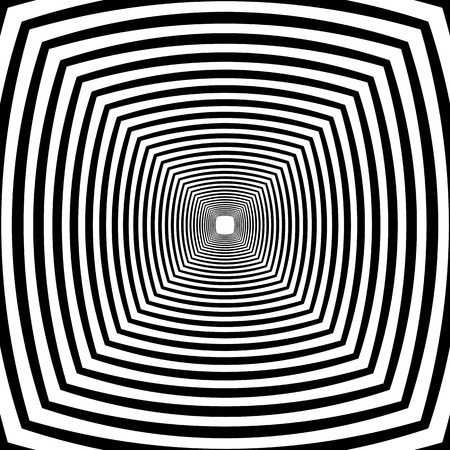 psychic: Optical illusion for hypnotherapy or psychic