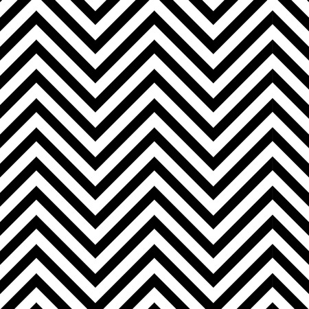 Optical illusion with zig zag lines Stock Vector - 26923587