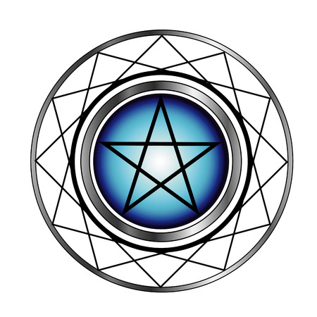 satanist: Pentacle- Religious symbol satanism