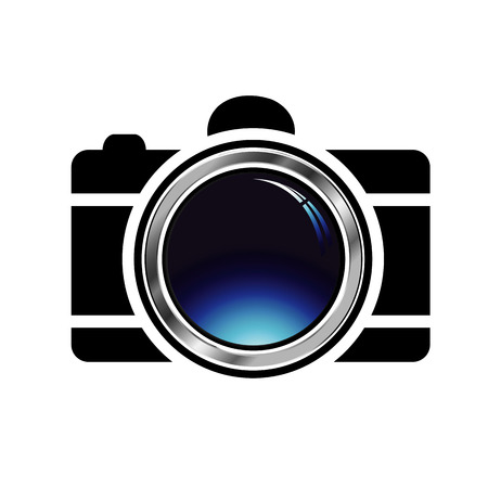 handy cam: 3d photography icon