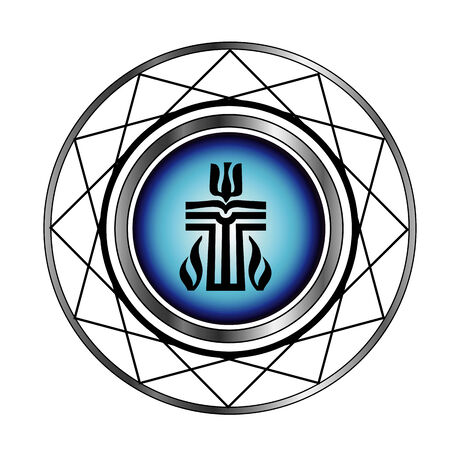 Symbol of Presbyterian religion- Protestant Christianity
