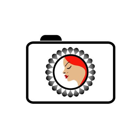 handy cam: Model photoshoot