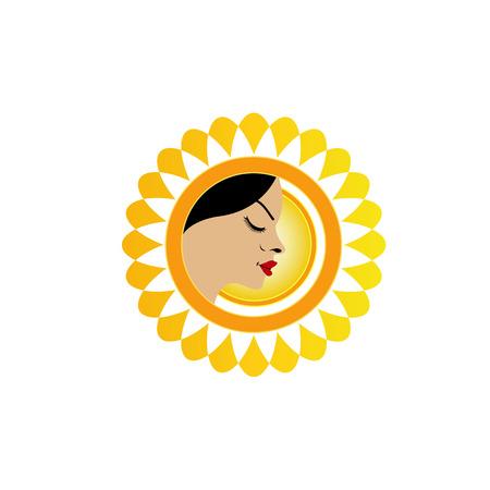 Sun tan  Vector