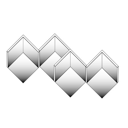 Isometric section of 3d spaces