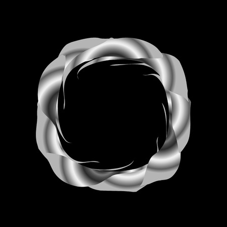 photography logo: aperture- photography logo Illustration