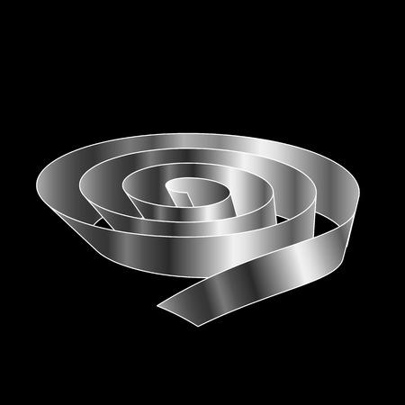 ���silver ribbon���: Silver Ribbon scroll