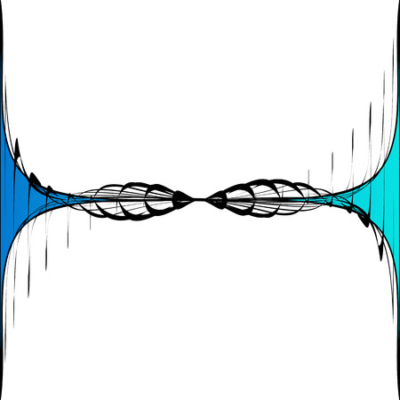 optical: Colorful optical illusion
