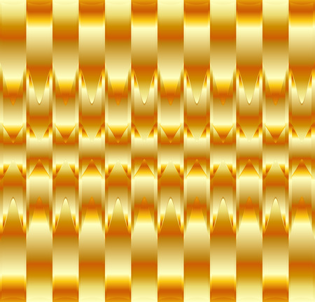 optical: Optical illusion abstract background Illustration