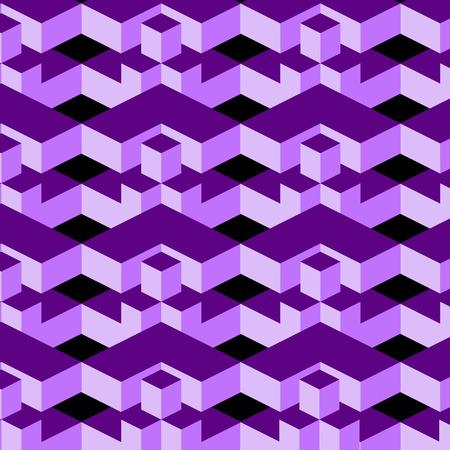 latticed: geometric texture in op art design