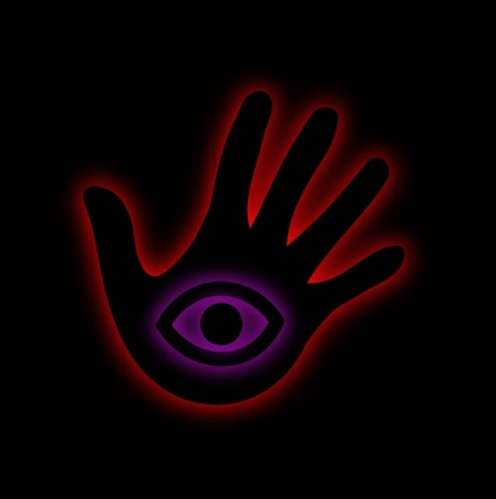 cao: The All Seeing Eye- illuminati Illustration