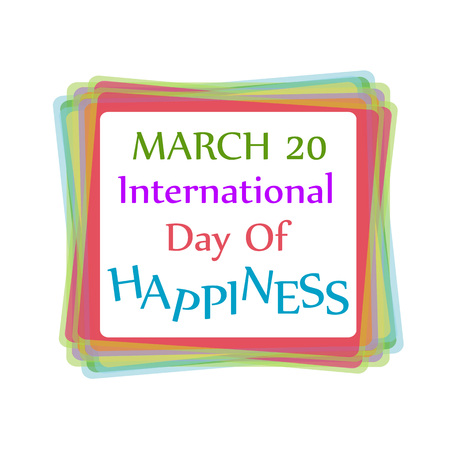 joyfulness: Day of Happiness card for web