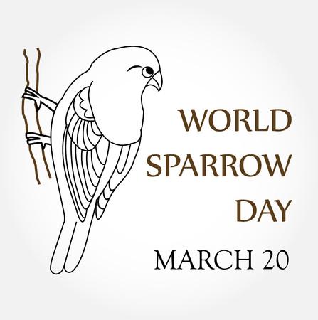 aviary: World Sparrow Day- March 20