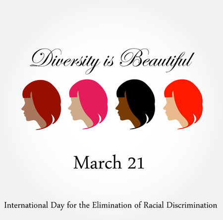 Diversity is beautiful- March 21 card