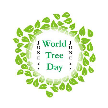 herbalist: World tree day june 28