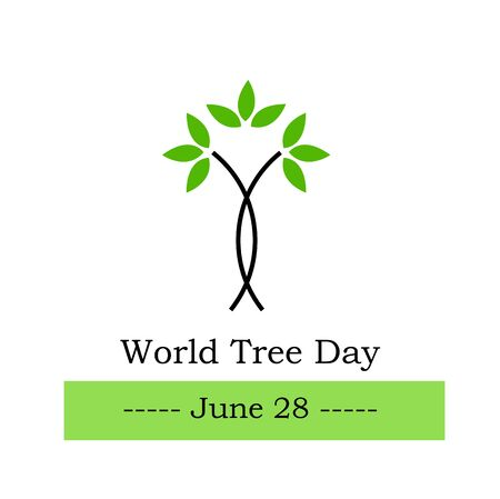 growing plant: World tree day june 28