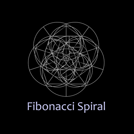 Fibonacci Spiral- The sacred geometry