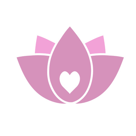The lotus is symbolic of purity of the body, speech, and mind. The lotus is rooted on mud and appears to be floating on waters. Its attachment to mud symbolizes desire. Illustration