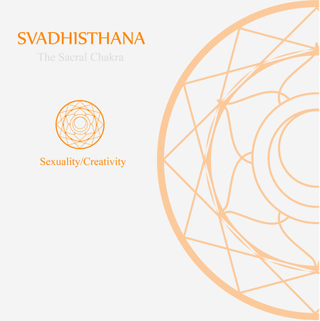 tantra: Svadhisthana- The sacral chakra which stands for sexuality and creativity