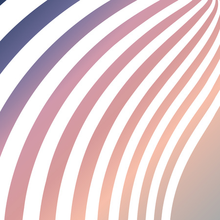 Organic wavy lines abstract background