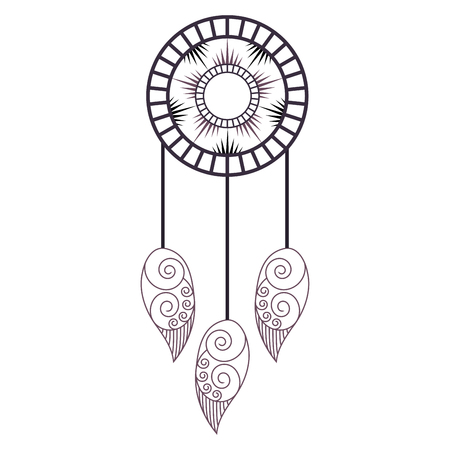Dreamcatchers are believed by American Indians to give its owner good dreams.