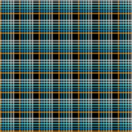 Vintage turquoise green stripes plaid pattern texture background