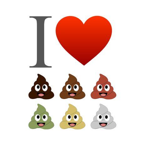 I love pooping