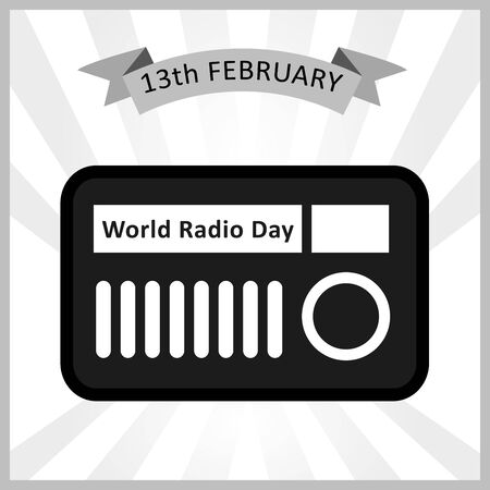 World Radio Day February 13th- International Radio day