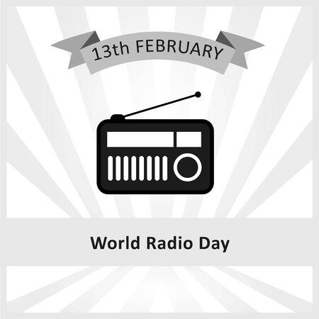 World Radio Day February 13th- International Radio day