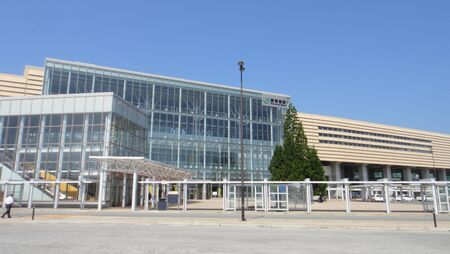 Aomori Station (Aomori-eki) is a railway station operated by the East Japan Railway Company (JR East) in Aomori Prefecture , Japan.