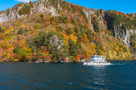 Lake Towada Sightseeing Cruises.
