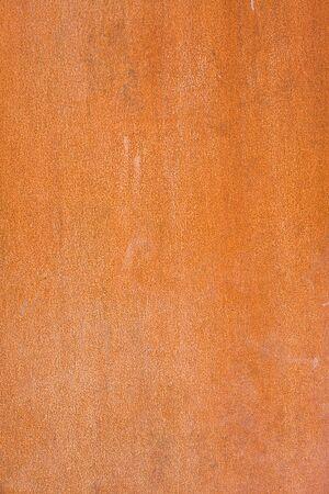 oxidated: Fondo de textura de �xido de hierro rojo alto detalle