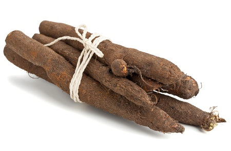 Black salsify  also called Viper photo