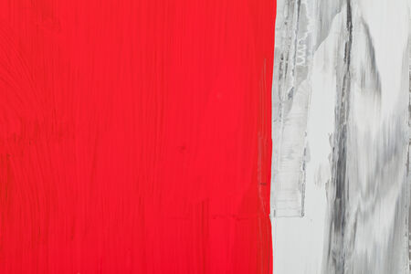 aureate: Red and grey abstract background painting