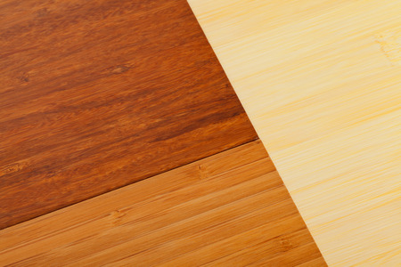 Different Light And Dark Colored Bamboo Laminate Flooring Samples Stock Photo Picture Royalty Free Image 26507105
