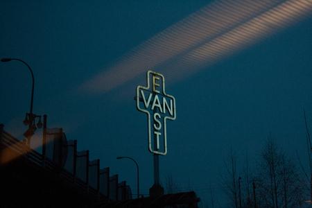 East Van  Vancouver, B.C. - 2015