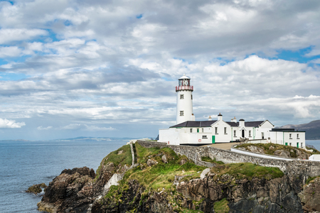 This is one of a set of pictures of Fanad Lighthouse in Donegal Ireland.